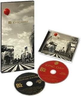 EPIC DAY B'z 初回限定盤 ロングボックス仕様 CD+DVD.jpg